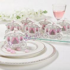 Online Shop Free Shipping 324pcs Enchanted Carriage Favor Box TH006 Wedding favor@ BeterWedding