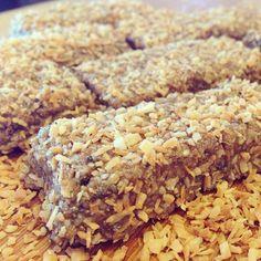 #coconutparty #breakfastbars #energy #superfood #rawpaleoglutenfreevegan #dandelionbakeshop