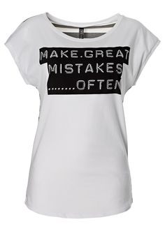 #shirt  with #slogan #bonprix