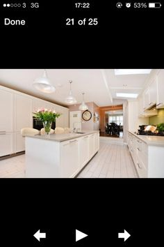 Properties For Sale In Wimbledon, Through Foxtons Real Estate Agents.  Kitchen/Dining Room X