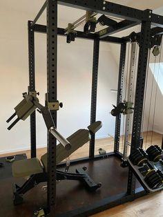 personal training studio power rack