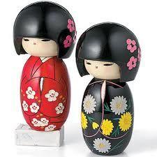 kokeshi doll - Google Search