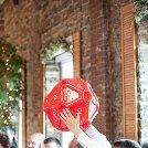 Roll for it: Make guests work to get you to kiss