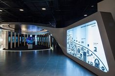 SAMSUNG INNOVATION MUSEUM on Behance