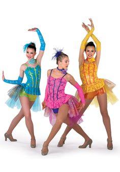 Dance costume