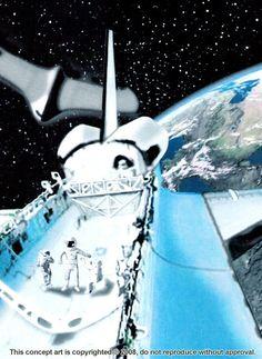 OVNI Hoje! » Declaração de ex-operador de nave espacial da NASA sobre visitação de ET ao Ônibus Espacial