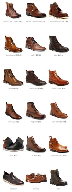 mens dress shoes deals, brown dress shoes mens, quality mens shoes - In my journey through online stores, I discovered 18 lovely pairs of boots. Each of these boots will give me a touch of elegance.