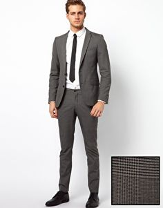 Skinny suit... gotta get that for Prom or something. I dont wanna ...