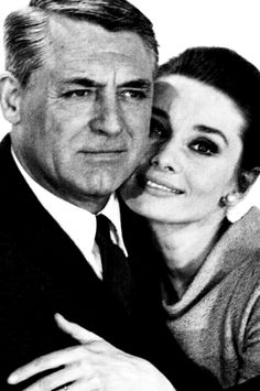 Cary Grant and Audrey Hepburn - Charade