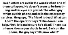 Hunters Joke