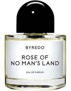 Byredo Rose of No Man's Land is a rose soliflore perfume inspired by the Red Cross nurses of WWI.