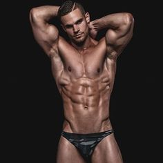 The Desert Low Cut Brief is a super hot pair of underwear made from soft elastic fabric. This underwear is a low cut style that sits nicely around your hips. It's sexy and hyper masculine at the same time. Muscle Hunks, Muscle Men, Guys In Speedos, Healthy Man, Swimming Outfit, Elegant Man, Athletic Men, Man Photo, Cute Guys