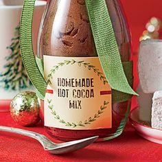 Homemade Hot Cocoa Mix | MyRecipes.com