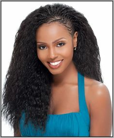 Crochet Braids Straight Hair : Crochet+Braids+With+Straight+Hair ... Straight Crochet Braids, Crochet ...