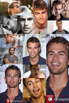 Theo James~Divergent