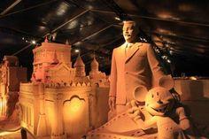 Sand Sculpture Festival in Blankenberge