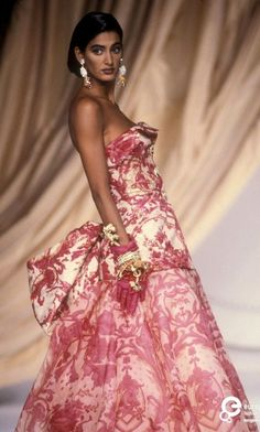 1991 Christian Dior, Spring-Summer Couture