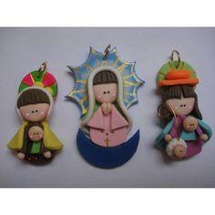 Bellos Recuerdos Medallas La Virgen Plis En Masa - Bs. 199,00 en MercadoLibre