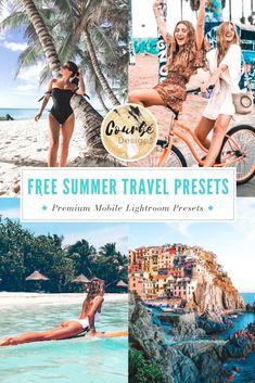 33 Free Tutorials for Photoshop Lightroom and ACR – Morgan Burks Lightroom Gratis, Best Free Lightroom Presets, Best Vsco Filters, Social Media Plattformen, Photo Editing Vsco, Lightroom Tutorial, Free Summer, Summer Travel, Headshot Photography