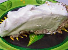 Margarita Pie With a Pretzel Crust!