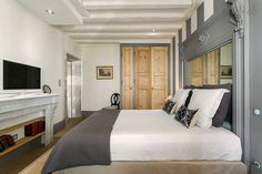 Винтажная квартира в центре Лионе | Пуфик - блог о дизайне интерьера