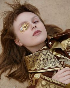 Baroque, Hair Makeup, Make Up, Brooch, Culture, Instagram, Celebrities, Editorial Fashion, Beautiful