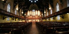 Fort Street Presbyterian Church - Detroit, MI