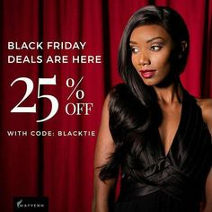 Loudiinked Mayvenn Hair It's the Black-Tie event of the season and Mayvenn's BIGGEST sale of the year starts tonight at midnight EST! https://loudiinked.mayvenn.com #BlackFriday #BlackTieEvent Loudiinked Mayvenn Hair