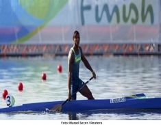 Centauro das águas, Isaquias Queiroz conquista a prata no C1 1000m no Rio