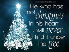 Animated Christmas Quotes and Sayings for Cards Greetings Pictures Christmas Tree Quotes, True Meaning Of Christmas, Christmas Blessings, Noel Christmas, Christmas Wishes, Christmas Greetings, All Things Christmas, Christmas Cards, Christmas Images