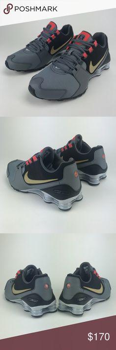 Nike Shox Avenue Cool Grey Metallic Running shoes New Nike Shox Avenue  Running Shoes Color  4c06c40f106