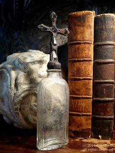 cross bottle by isabeau grey