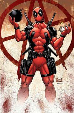 Deadpool by Billy Tucci