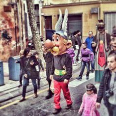 Rua Infantil Carnesoltes 2013 via @asbabra