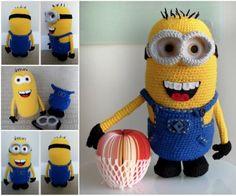 Minion FREE Crochet Patterns