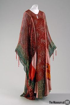 Caftan, Thea Porter, 1973. The Museum at FIT