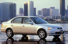 1996 Civic sedan