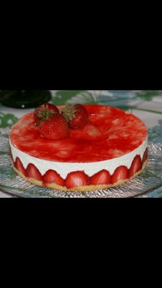 Cheesecake, Desserts, Food, Meat, Easy Meals, Tailgate Desserts, Deserts, Cheesecakes, Essen