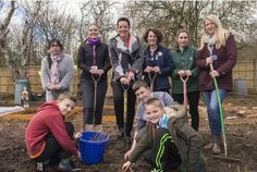 A SCHEME aiming to transform neighbourhoods by converting derelict plots of land into thriving community allotments has expanded.  Volunteers, community leaders and families turned out last week to...