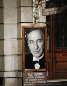 Alan Rickman 'Private Lives'
