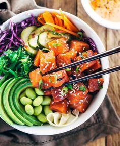 Tendance culinaire 2017: le bol, toujours d'actualité - #Alertefoodies: Tout ce qu'on voudra manger en 2017