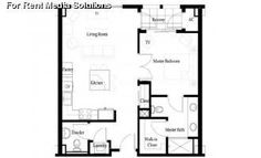 Casita On Pinterest Floor Plans Apartment Floor Plans