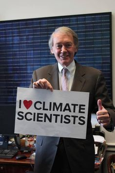 Congratulations to newly elected Senator Markey! We LOVE to see what he'll do for our climate, health and economy.  Read it here: