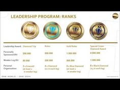 OneCoin    Leadership Program