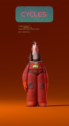 Cycles - Render of the dude by Frederik Storm | Cartoon | 3D | CGSociety