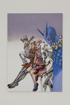 JoJo's Bizarre Adventure by Hirohiko Araki