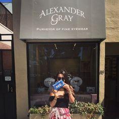 #boomerang#emmkuo#nyc#lastyle#sunnies#bag#shop#brentonwood#beverlyhills#nyc#streetstyle#ootd#wiw#accessories#bagoftheday#styleiswhat#sunglassesmurah#trunkshow @whowhatwear @racked #lindafarrow#thierrylasry#baglover#shopshop#lavibes @alexandergrayoptical