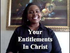Women Empowerment: Your Entitlements In Christ | Life Then Finance