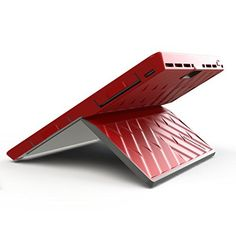 very cool  Microsoft SurfacePro3 - DropTech-Red - Black