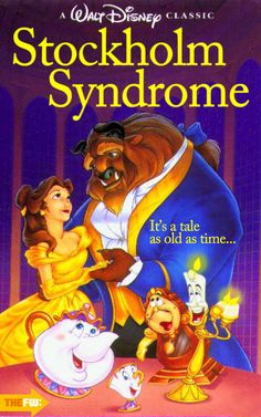Alternate titles for Disney classics - tongue-in-cheek! This made me laugh way too hard.